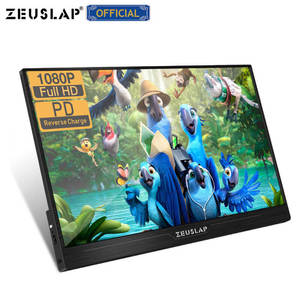 """Image 3 - ZEUSLAP 13.3"""" 15.6"""" HDMI TYPE C 1920*1080P HDR Portable Monitor For Macbook Samsung DEX Switch PS3 PS4 Xbox Raspberry Pi 3 B 2B"""