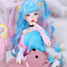 BJD Doll Miyn 1/4 Macaron Magic Ice cream Girl Ball Jointed Doll Art Collection Toys msd luts as dc ae dz minifee Limited Doll