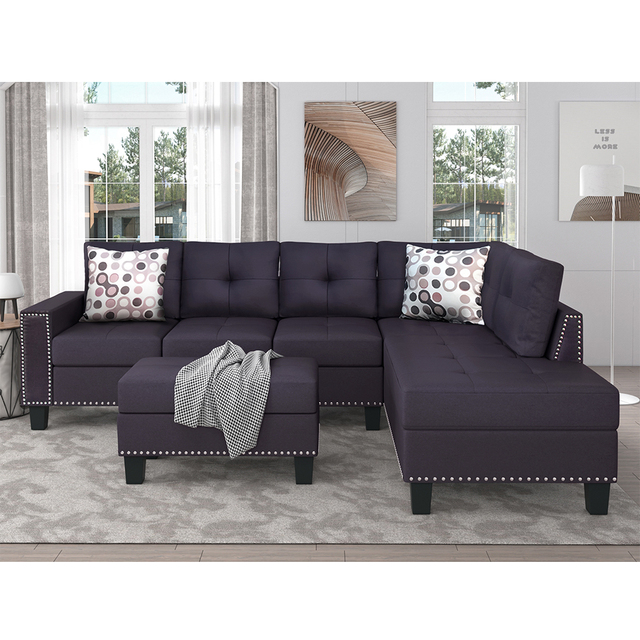 L Style Sofa Furniture 5
