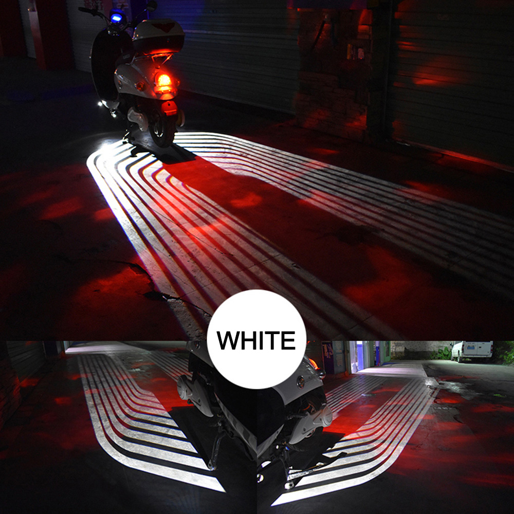 2019 Car LED Welcome Light Ghost Shadow Courtesy Angel Wings Projector Light Car Door Exterior Light Carpet Ground Lamps