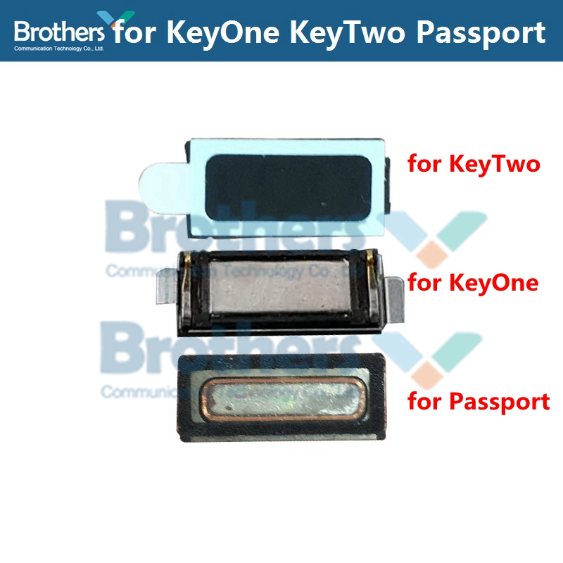 Earpiece Speaker For BlackBerry Keyone DTEK70 Ear Piece Flex Cable For BlackBerry KeyTwo Passport Q30 Speaker Receiver Parts Top