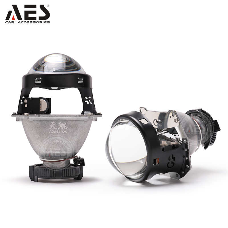 Aes السوبر مشرق 2 قطعة 3 0 Hella5 Tk 45 واط ثنائية جهاز عرض مزود بإضاءة زينون عدسة هيلا 5 ضوء للسيارة التحديثية المصباح اكسسوارات مصابيح السيارة Aliexpress