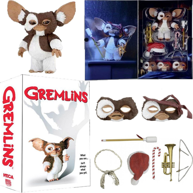 Gremlin Christmas Edition 18cm// 7.2 inch Action Figures Model Toy Gift Cute Doll