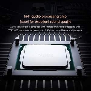 Image 2 - Xiaomi Mi Universal Smart Remote Controller Xiaoai Pro Speaker AI Bluetooth HiFi Audio Bulid In Mesh Gateway Universal Remote