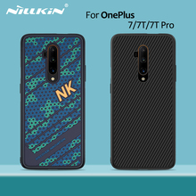 for OnePlus 7T Pro case for One plus 8 NILLKIN PC TPU silicone sports style Back cover OnePlus 7 case cover OnePlus 7 Pro case