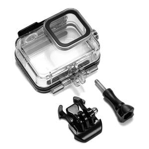 Image 3 - Gopro Hero 8 Waterproof Protective Shell 60m Underwater Case Diving Housing Box for Gopro Hero 8 Black