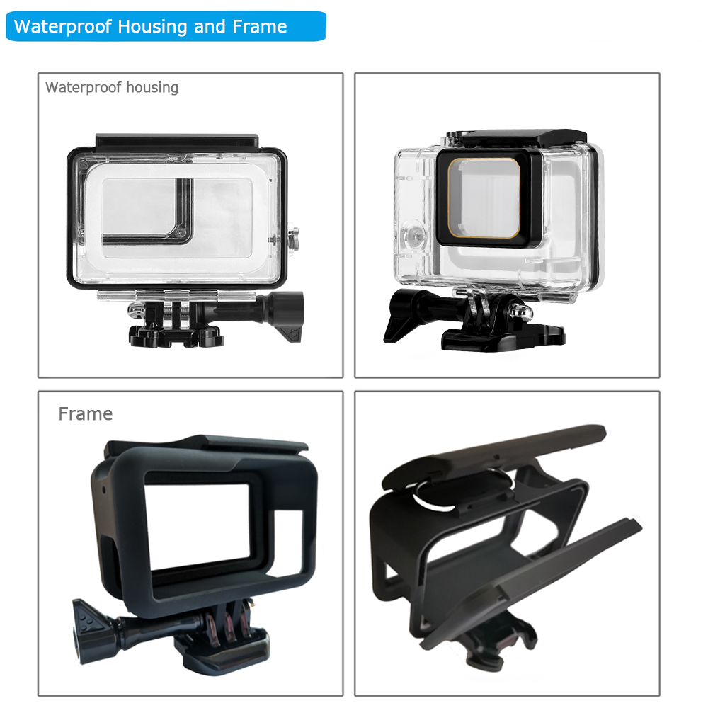 Frame and Waterproof housing-1000x1000 - 通用 副本