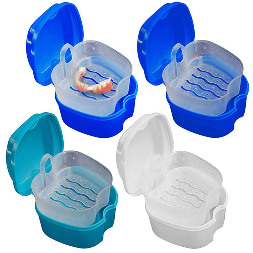 Чехол для хранения протеза, ящик для чистки зубов