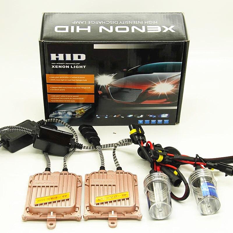 12V 55W HID Xenon H7 H1 H3 Kit H4 H1 H8 H9 H11  880 881 4300K 6000K 8000K 10000K HID Xenon Kit