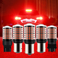 BMTxms автомобиля светодиодный стоп-сигнал светильник Canbus 1157 W21W P21W P21/5 Вт PR21/5 Вт BA15S BA15D BAZ15D BAW15D BAY15D 7443 W21/5 Вт 3157 P27/5 Вт