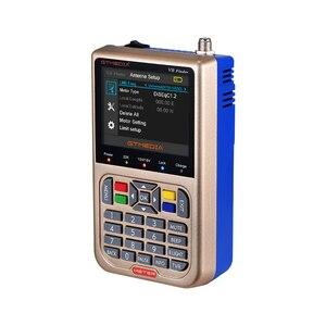 """Image 4 - GTmedia V8 Finder Digital Satellite Signal Finder 3.5 """"Display LCD DVB S2/S2X Satellite Finder Meter TV strumento di ricerca del segnale"""