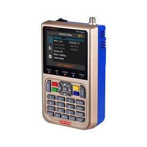 "Image 4 - GTmedia V8 Finder Digital Satellite Signal Finder 3.5""LCD Screen Display DVB S2/S2X Satellite Finder Meter TV Signal Search Tool"