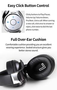 Image 5 - ZEALOT B22 Stereo Bluetooth Headphones Wireless Headset Bass Earphone Headphones with Microphone For Phones Computer