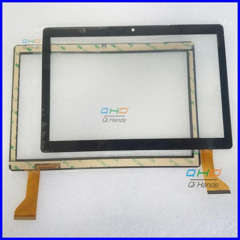 Polegada Tablet PC caligrafia tela sensível ao toque Para 10.1 ''CITI 1508 4G CS1114ML painel digitador da tela de Toque DIGMA digma cidade 1508 4g