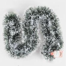 Продаем для рождественской вечеринки лента-гирлянда Рождественская елка подвесное украшение 634E