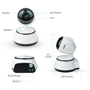 Image 2 - Original 720P IP Kamera Wireless Home Sicherheit IP Kamera Überwachung Kamera Wifi Nachtsicht CCTV Kamera Baby Monitor