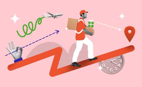 Проблема с доставкой: что делают продавцы, когда логистика подводит