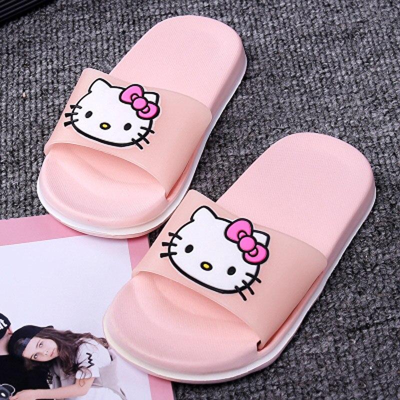 Hello Kitty Light-weight Slippers  1