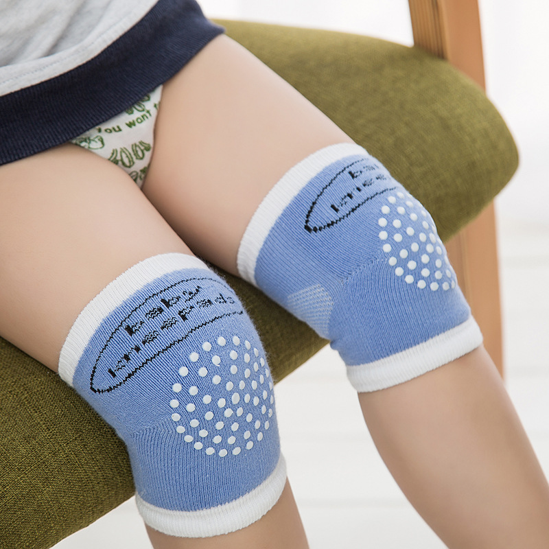 2018 Summer Mesh Baby Elbow Crawling Toddler Knee Drop Cotton Thin Section Children Pads High Elasticity