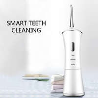 Portable Electric Red Teeth Household Oral Portable Washing Machine Flushing Device Teeth Care