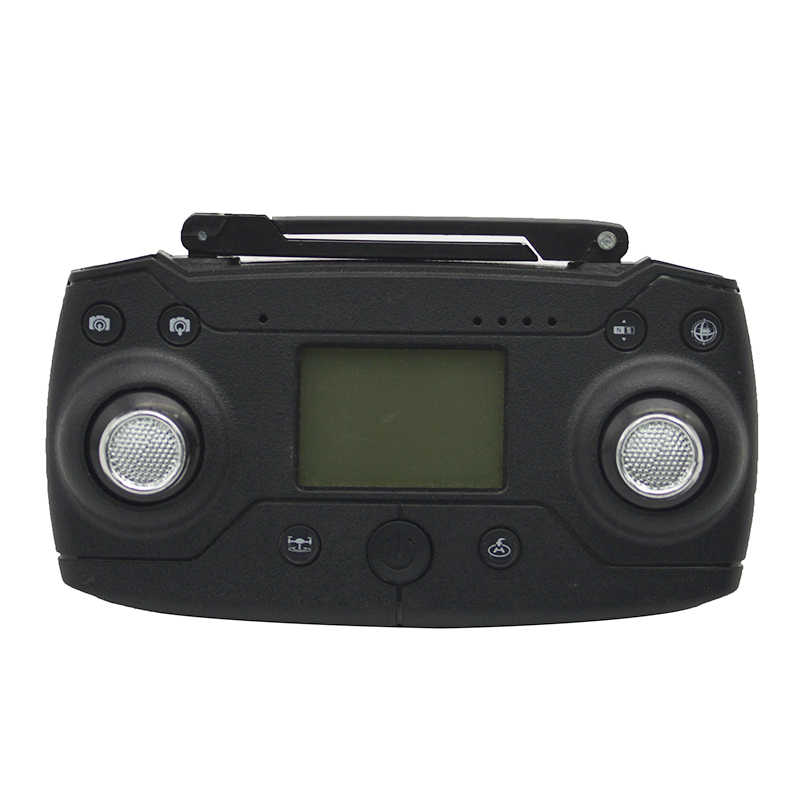 1 ud. X46G-4K 5G WIFI Control remoto piezas de repuesto Control remoto transmisor para RC Quadcopter juguetes al aire libre