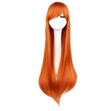 Long Straight Cosplay Wig
