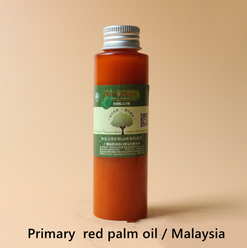 Купить с кэшбэком Crude palm oil, Malaysia,Natural carotene and vitamin E, repair skin, anti-aging, whitening can be used for oily skin
