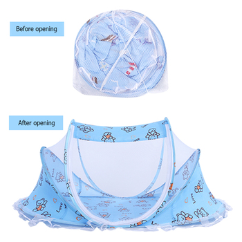 Baby Crib Netting Portable Foldable Baby Bed Mosquito Net Polyester Newborn Sleep Bed Travel Bed Netting Play Tent Children baby game bed baby crib portable foldable baby accessories baby bed lightweight portable children s play bed travel bed