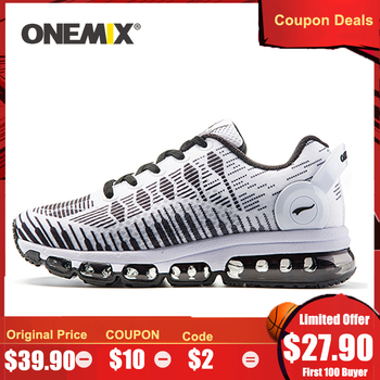 ONEMIX Running Shoes For Boy Girl Air Mesh Full Plam Cushion Max Athletic Trainers Sports Outdoor Walking Sneakers