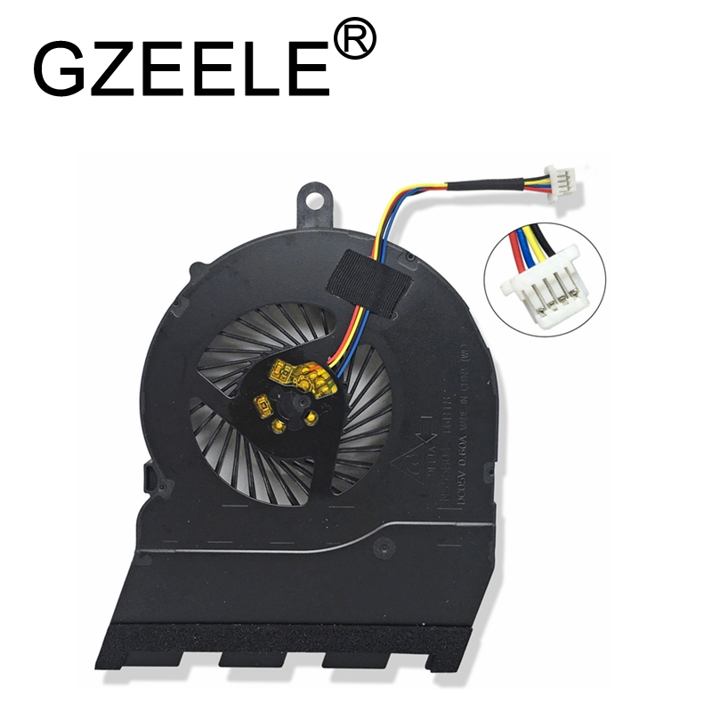 New Cpu Cooling Fan For DELL Inspiron 15 5567 17-5767 15-5565 17-5000 15 5565 15G P66F 15.6