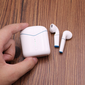 Image 4 - Wireless bluetooth earbuds, Listenvo miniPods 8D super Sound Flypods bluetooth 5.0 headsets headphone  pk i10000 TWS i9000 tws