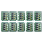 10PCS 4 Channel Opto...