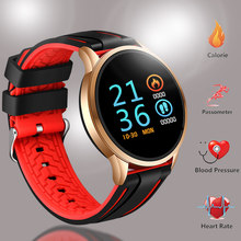 2019 New Smart Watch Women Pedometer SmartWatch Men Heart Rate Blood Pressure Monitor fitness tracker Watches For Android IOS(China)