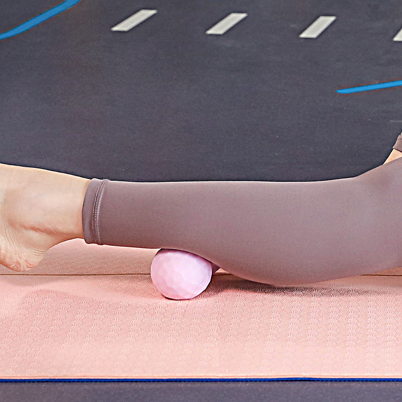Massage Ball High Density Ball Training Body Fascia Roller Yoga Gym Relaxing