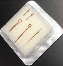 Eta Valjoux 7750 7753 Chronograaf IW371447 Handen Zilveren Set Uurwerk Onderdelen Voor Horloge Reparatie
