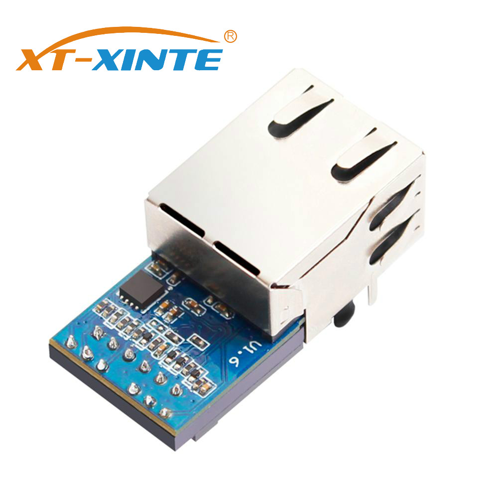 USR-K7 Industrial Super Port TTL UART Ethernet Module Modbus RTU To Modbus TCP/IP Module With Modbus Support DNS UDP Server