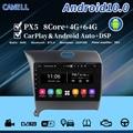 Cawell горячая Распродажа px5 android10 Оперативная память 4G Встроенная память 64G bluetooth wifi dsp автомобильный dvd мультимедийный плеер для K3 cerato навигаци...