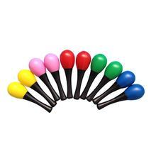 1 шт., детская игрушка maraca, песочный молоток, погремушка maraca, шейкер, музыкальный инструмент, развивающая игрушка для детей, подарок, новинка