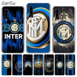 Inter club Case For Huawei Honor 10 9 lite 8S 8X P Smart Z Plus 2020 2018 Y5 Y6 Y7 Y9 2019 Silicone Phone Cover