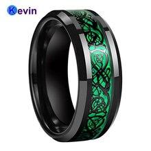 Обручальные кольца для мужчин и женщин Кольца Из Вольфрамового