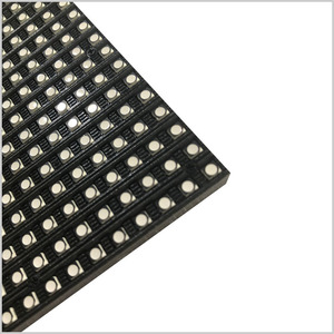Image 5 - P6 indoor full color 3in1 192x192mm pixel led screen panel HD display 32x32 dot matrix p6 smd rgb led module
