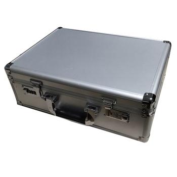 Skrzynka narzędziowa ze stopu aluminium skrzynka narzędziowa na samochód przenośne wyposażenie ochronne obudowa oprzyrządowania walizka bezpieczeństwo na zewnątrz wyposażenie ochronne tanie i dobre opinie FGHGF Z tworzywa sztucznego CN (pochodzenie) tools