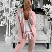 Classic Women Hoodies Overcoat New Spring Autumn Zipper Hooded Sweatshirts Hoody Jacket