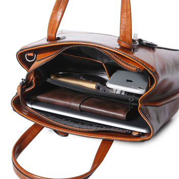 Fashion genuine leather women bags high quality shoulder bag crossbody  tote handbag ladies travel shopping bags for womens 2020