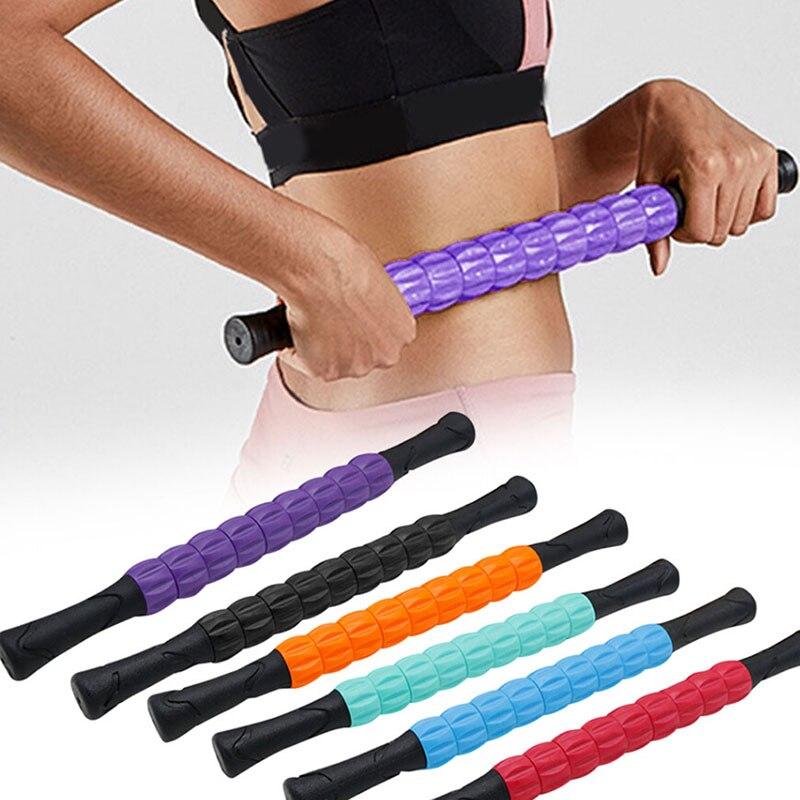 Equipamento de Fitness Todo o Corpo Reduzir o Músculo Yoga Rolo Massagem Vara Pilates Ponto Espetado Fadiga Relaxar Fisioterapia Exercício Mod. 344421