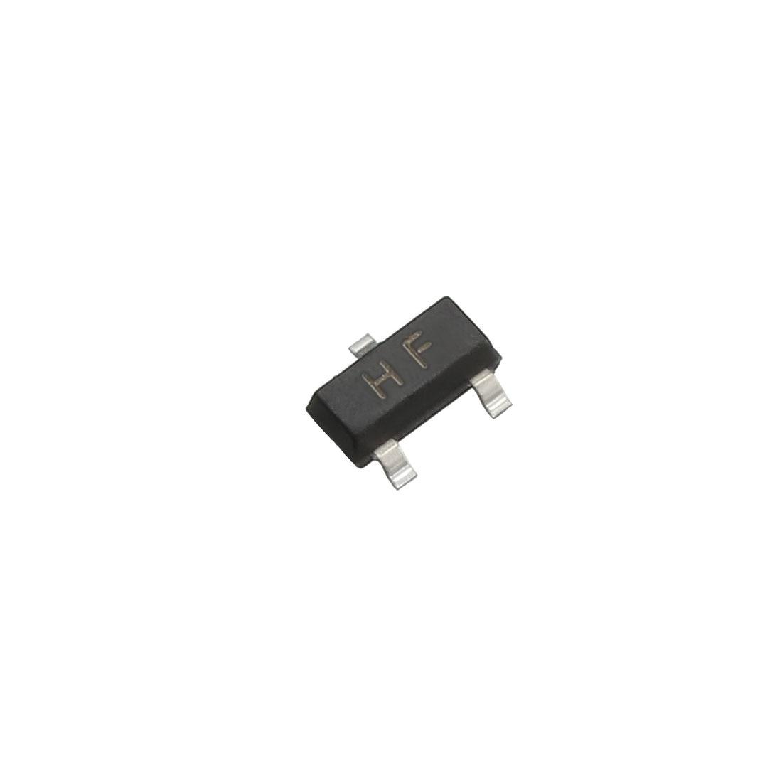 Uxcell Transistor NPN 300V 300mA 350mW Surface Mount SOT-23 C1815-HF 200pcs
