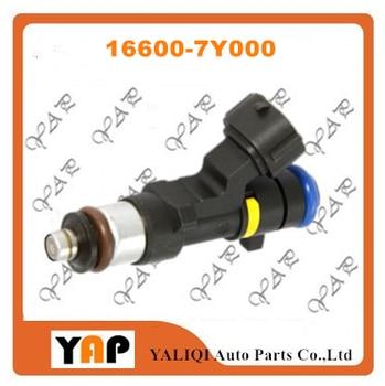 NEW Fuel Injector (6) FOR Infiniti FX35 M35 G35 VQ35DE 3.5L V6 16600-7Y000 2003-2009