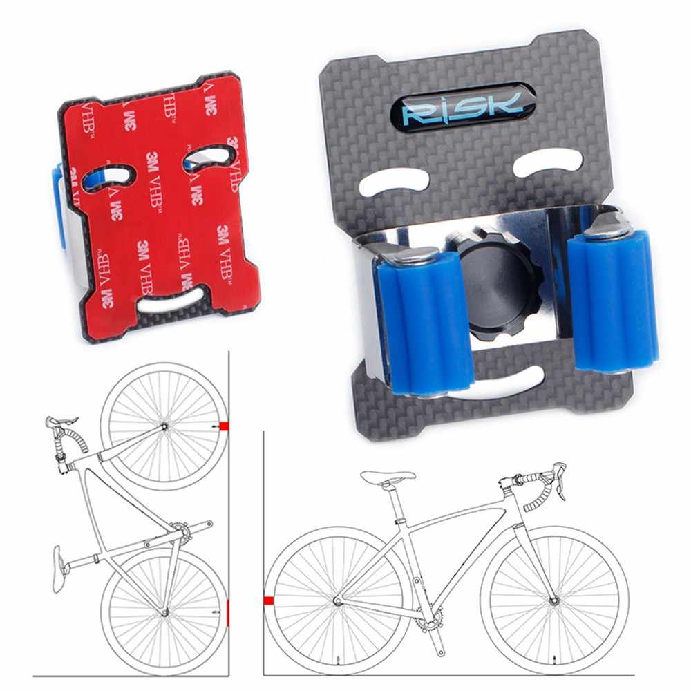 US Bicycle Rack Storage Buckle Wall Hanger Mount Hook Parking Rack Road Bike