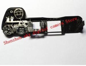 Image 2 - Cubierta superior para SONY ALPHA A6000 con Flash emergente y Dial, pieza de reparación (negro o plateado), novedad de 90%