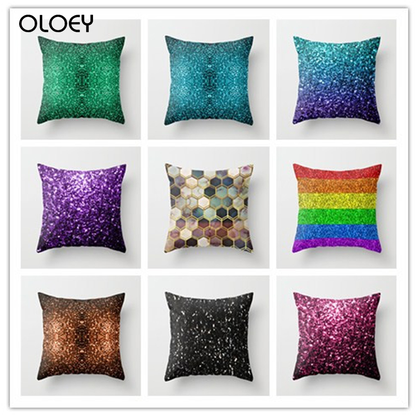 Multicolored Color Peach Skin Hug Pillowcase Color Variety Fashion Atmosphere Beautiful Home Hotel Decorative Back Pillowcase...